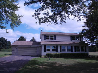 Sunfield Single Family Home For Sale: 12200 N Shaytown Road
