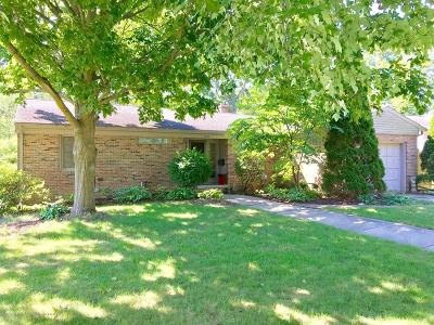 East Lansing Single Family Home For Sale: 1045 Southlawn Avenue