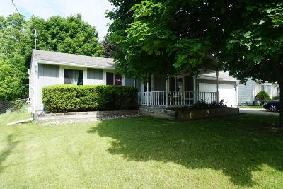 East Lansing Single Family Home For Sale: 6317 Gossard Avenue