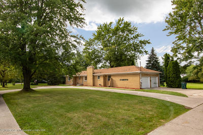 East Lansing Single Family Home For Sale: 637 E Saginaw Street