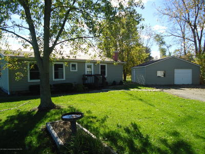 Charlotte MI Single Family Home For Sale: $139,900