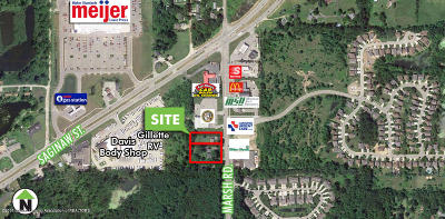 Commercial For Sale: 16944 Marsh Road