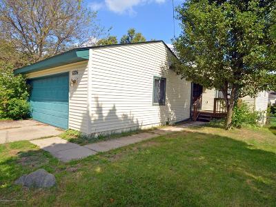 East Lansing Single Family Home For Sale: 6224 Porter Avenue