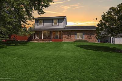 Charlotte Single Family Home For Sale: 4070 Mulliken Road