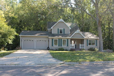 Lansing Single Family Home For Sale: 331 Williamsburg Road