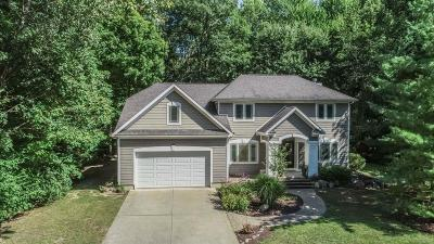 Okemos Single Family Home For Sale: 4262 Aztec Way