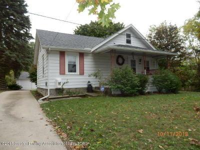 Lansing Single Family Home For Sale: 14509 Boichot Road