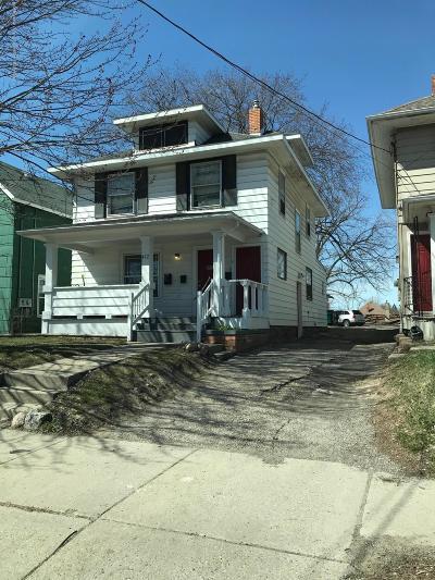 Lansing Multi Family Home For Sale: 412 W Saginaw Street