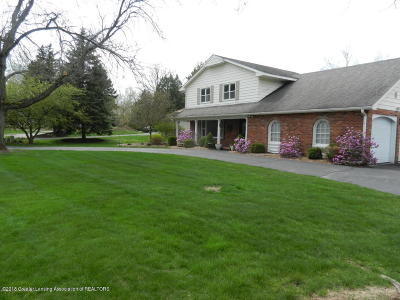 Okemos Single Family Home For Sale: 4557 Comanche Drive