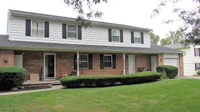 East Lansing Multi Family Home For Sale: 1703-1705 Hagadorn