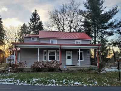 Lansing Single Family Home For Sale: 4113 Dell Road