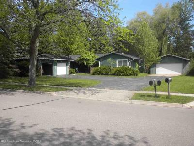 East Lansing Multi Family Home For Sale: 1507 Cambria Drive