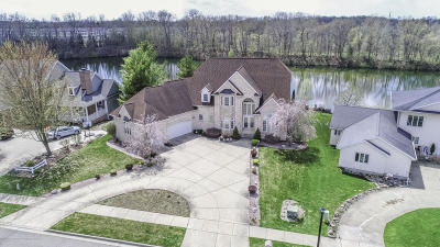 Lansing Single Family Home For Sale: 2685 Maritime Drive
