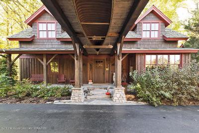 Williamston Single Family Home For Sale: 942 Cherry Valle Lane