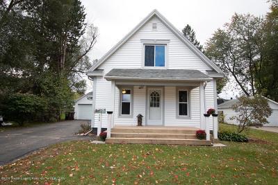 Williamston Single Family Home For Sale: 705 Williams