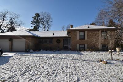 Okemos Single Family Home For Sale: 4675 Ottawa Drive