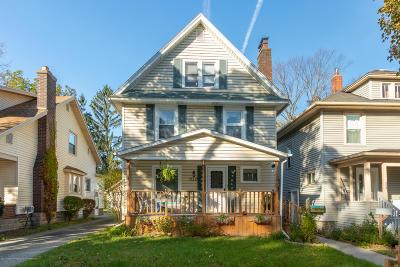 Lansing Single Family Home For Sale: 216 Rosamond Street