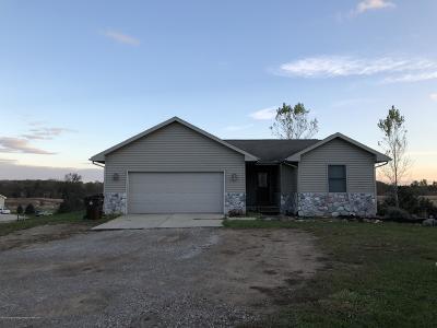 Charlotte Single Family Home For Sale: 2663 Carlisle Highway