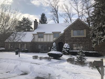 East Lansing Single Family Home For Sale: 1276 Hillwood Circle