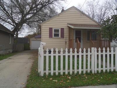 Lansing Single Family Home For Sale: 1109 Ontario Street