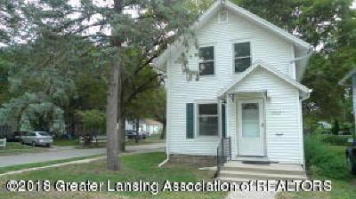 Lansing Single Family Home For Sale: 1362 Roosevelt Avenue