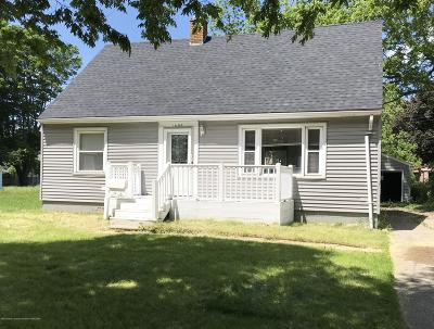 Lansing Single Family Home For Sale: 1800 W Michigan Avenue
