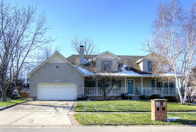 Grand Ledge Single Family Home For Sale: 11861 Shady Pines Drive