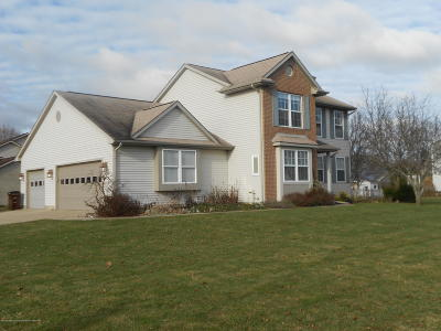 Lansing Single Family Home For Sale: 2445 Featherstone Drive