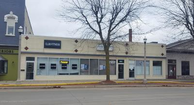 Commercial For Sale: 125 N Main Street