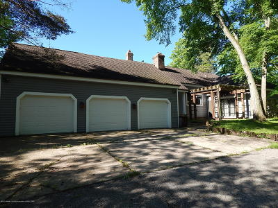 Okemos Single Family Home For Sale: 1259 Hatch Road