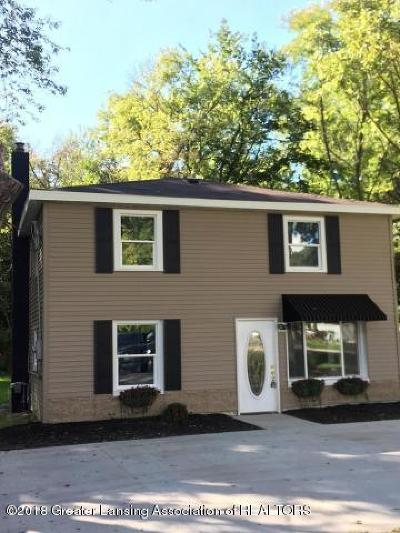 Lansing Single Family Home For Sale: 7000 N Aurelius Road
