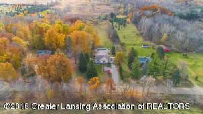 Grand Ledge Single Family Home Active Backup: 9117 W Eaton Highway