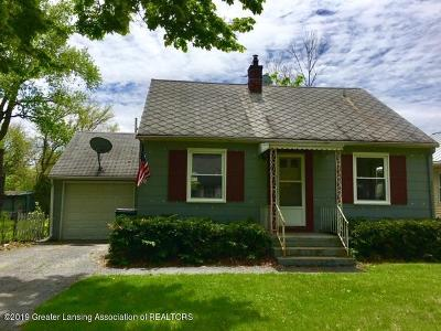 Lansing Single Family Home For Sale: 621 Loa Street