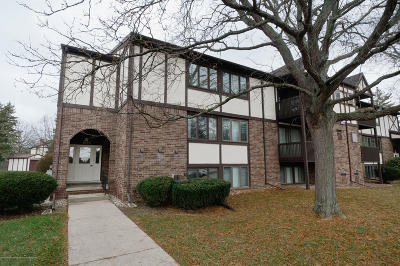 East Lansing Condo/Townhouse For Sale: 6164 Cobblers Drive #103