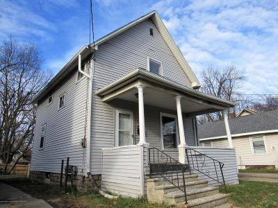 Lansing Single Family Home Active Backup: 825 N Mlk Boulevard