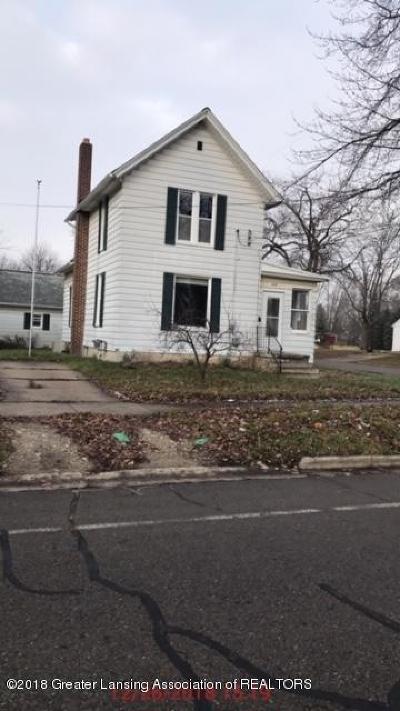 St. Johns Single Family Home Active Backup: 109 E Gibbs Street
