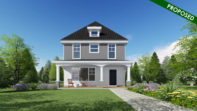 Charlotte Single Family Home For Sale: 511 Oakwood Drive