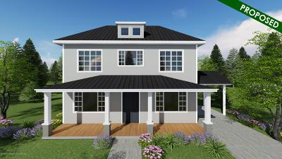 Charlotte Single Family Home For Sale: 517 Oakwood Drive