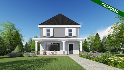 Charlotte Single Family Home For Sale: 519 Oakwood Drive