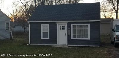 Lansing Single Family Home For Sale: 3239 Young Avenue