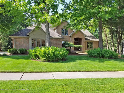 Okemos Single Family Home For Sale: 1051 Nautical Drive