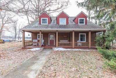 Haslett Single Family Home For Sale: 6265 E Lake Drive