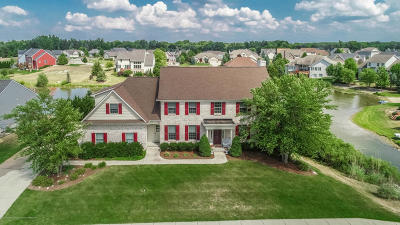 Dewitt Single Family Home For Sale: 12705 Warm Creek Drive