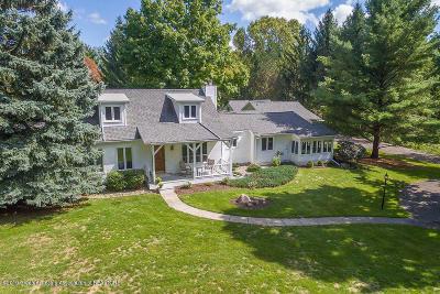 Okemos Single Family Home For Sale: 3586 Van Atta Road