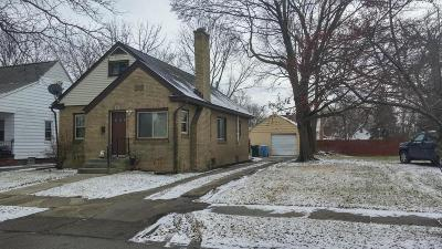 Lansing Single Family Home For Sale: 2009 N Genesee