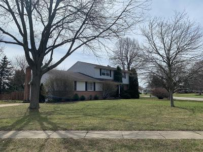 Grand Ledge Single Family Home For Sale: 901 Morton Road