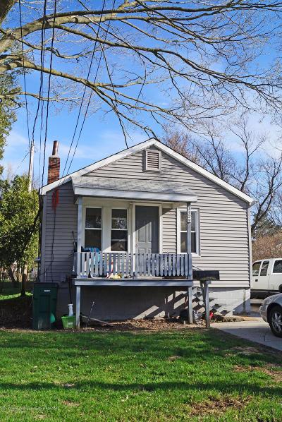 Lansing Multi Family Home For Sale: 3529 Bergman Avenue