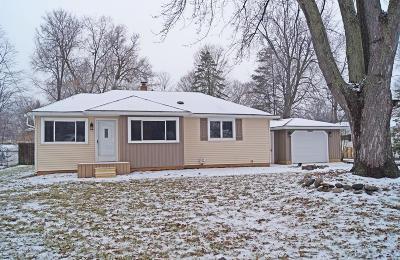 Lansing Single Family Home Active Backup: 15730 Northward Drive