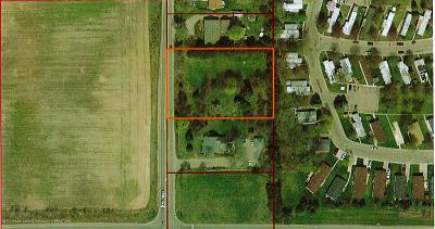 Dewitt Residential Lots & Land For Sale: V/L Wood Road