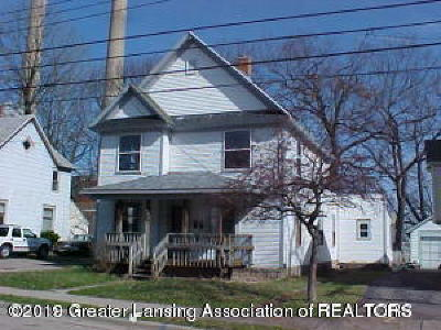 Lansing Multi Family Home For Sale: 228 Woodlawn Avenue
